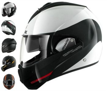 Shark Evoline Series 3 Hakka Motorcycle Helmet Collection