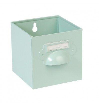 Petite boîte de rangement mint