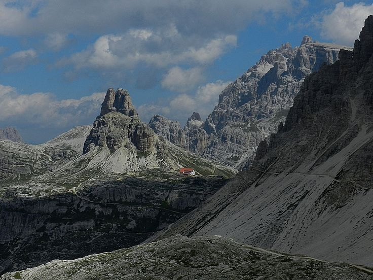 Dreizinnenhutte - Rifugio Locatelli