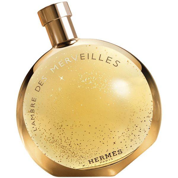 HermÈS L'Ambre Merveilles Eau de Parfum (€145) ❤ liked on Polyvore featuring beauty products, fragrance, perfume, beauty, makeup, parfum, hermes perfume, eau de perfume, perfume fragrance and edp perfume