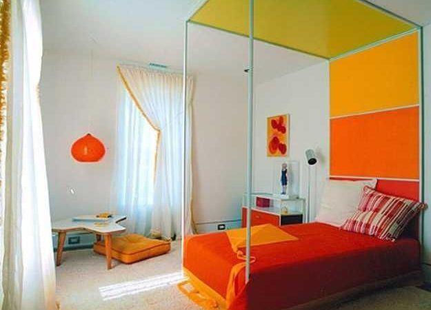 43 Perfekte Bilder Gelb Orange Schlafzimmer Orange Schlafzimmer