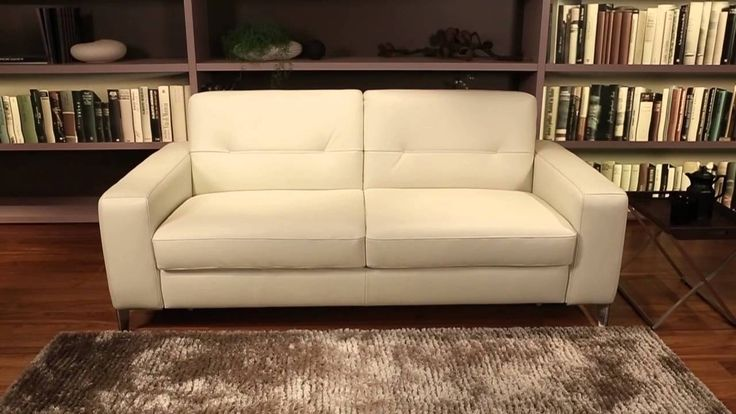 Natuzzi Sleeper Sofa Mattress