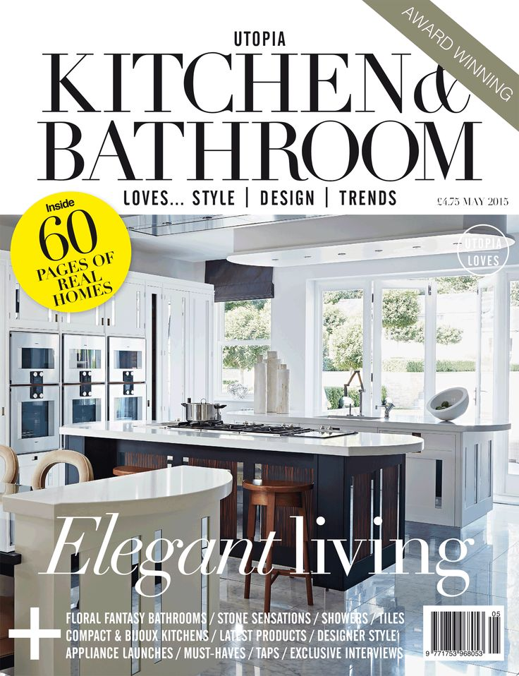Beau The New May Issue Of Utopia Kitchen U0026 Bathroom Magazine Is ON SALE NOW. #