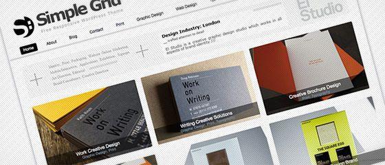 レスポンシブ対応、マガジンスタイルの無料WordPressテーマ素材10個まとめ - Photoshop VIP