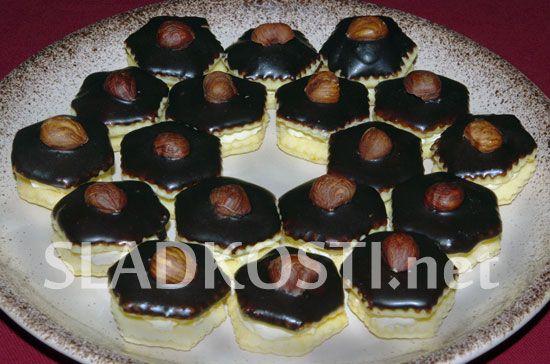 Meruňkové dortíčky s oříškem dia