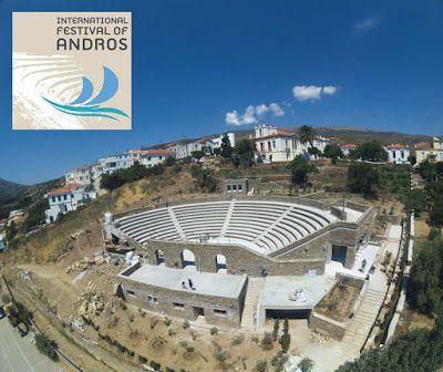Λειβάδια Ανδρου: International festival of Andros, Greece, 2015