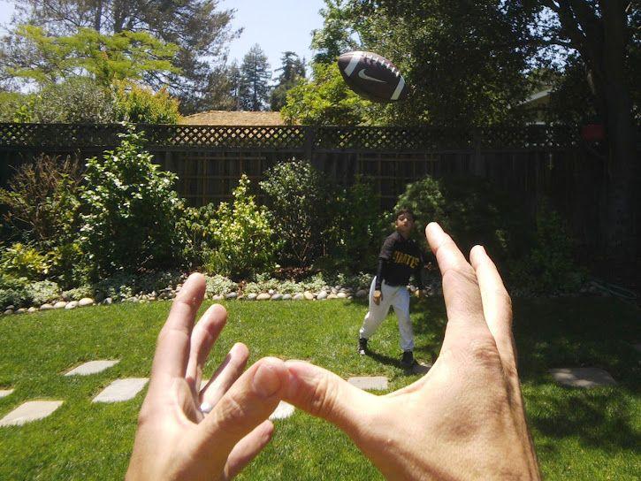 Продемонстрированы возможности камеры Project Glass от Google / Хабрахабр