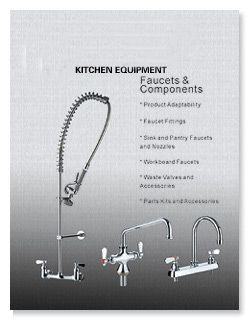many kinds of residential faucets and commercial faucets.