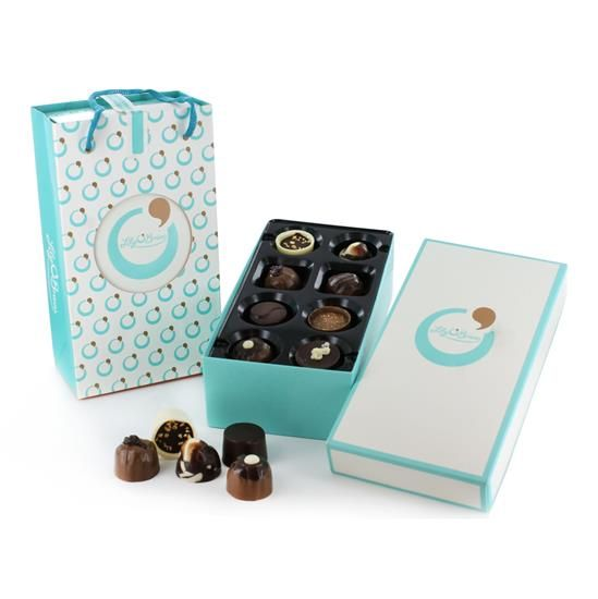 Little Bag of Chocolate, 16 Chocolates, 215g available at LilyOBriens.ie