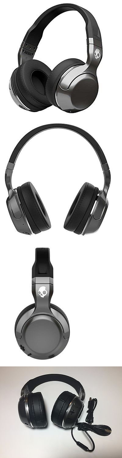 electronics: Skullcandy Hesh 2 Bluetooth 4.0 Wireless Headphones With Mic (Silver) -> BUY IT NOW ONLY: $38.88 on eBay!