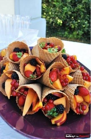great idea for cones