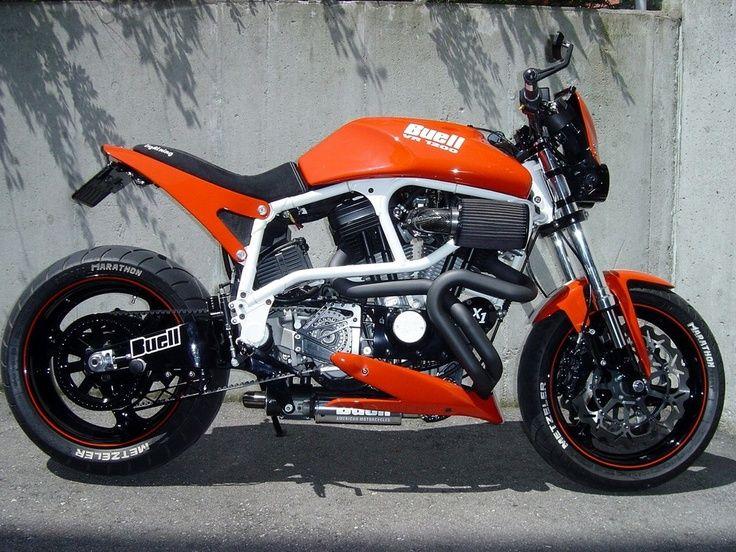 Dream Machine Motorcycles X1 Buell Lightning | b...