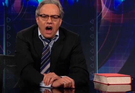 Clip of the Day: Lewis Black Rages on Artisanal Foods: Foodstuff