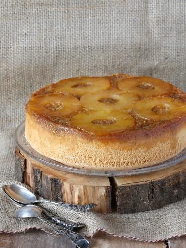 Gâteau à l'ananas rapide : Recette de Gâteau à l'ananas rapide - Marmiton
