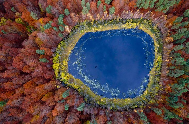 Aerial Photography by Former Architect Kacper Kowalski