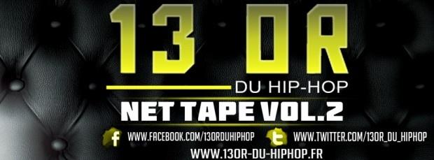 """REC vous propose, pour fêter notre partenariat avec le site 13or-du-hiphop.fr la Net Tape Vol.2 en téléchargement libre et gratuit !  [download id=""""177"""" format=""""1""""]  Tracklist  01-Benito Chacon - Overdose (prod Outshine Beats)  02-Blackapar - J'rap (prod Le son des ang"""