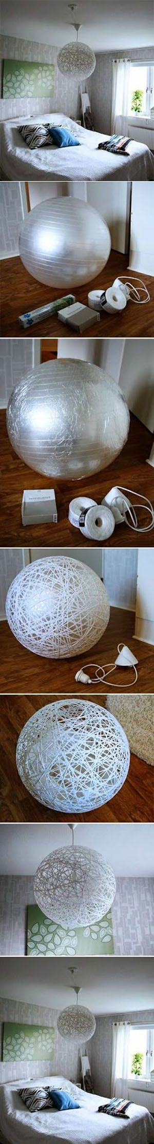 Cool Ball Light | DIY & Crafts Tutorials