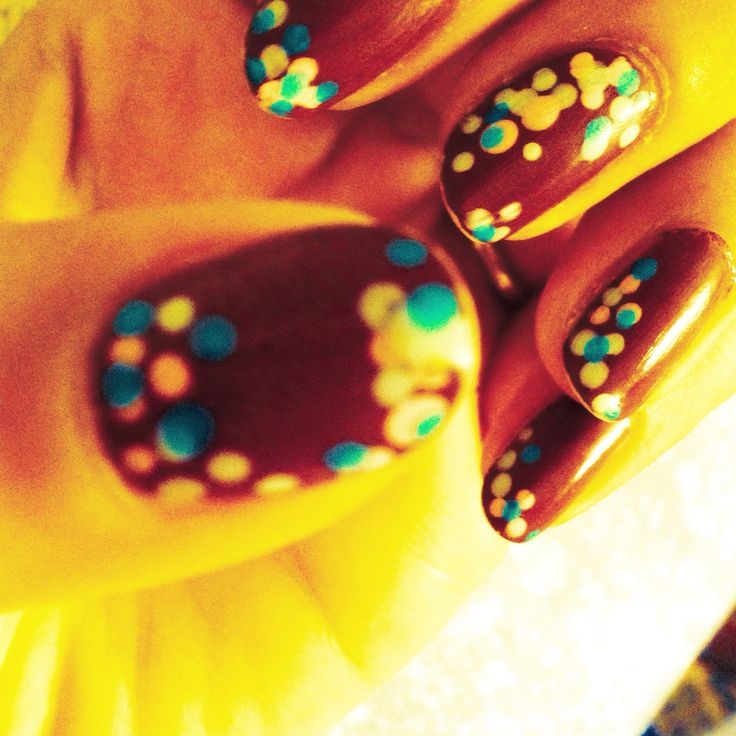 Dotted claws!