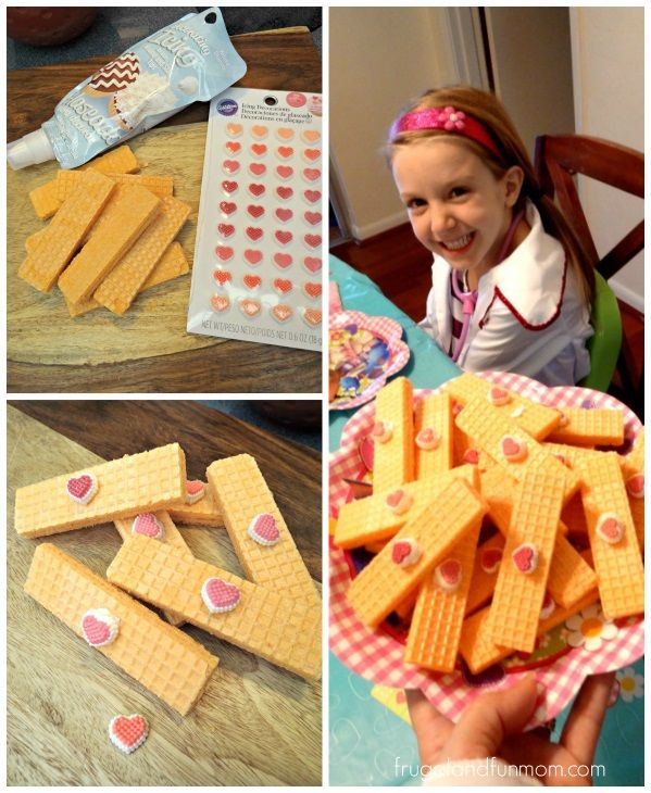 Doc McStuffins Heart Bandage Cookies! #JuniorCelebrates #CollectiveBias #Shop