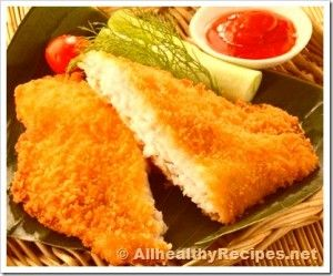Baked Lemon Haddock: Haddock fillets coated with seasoned bread-crumb coating. It is easy because it bake while preparing the rest of the meal.It's a Diabetic Friendly recipe yet so simple and so delicious