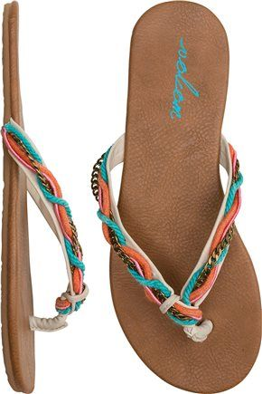 Volcom Beach Party Sandal. http://www.swell.com/New-Arrivals-Womens/VOLCOM-BEACH-PARTY-SANDAL-1?cs=MU