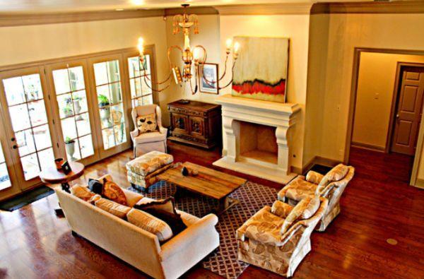 Pictures Of Living Room Furniture Arrangements: Effective Living Room Furniture Arrangements