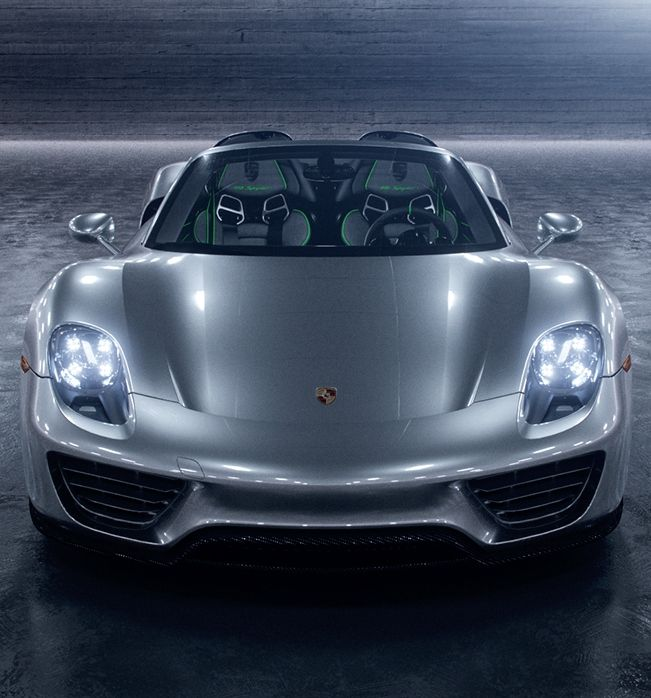 Porsche 918 Spyder Concept: Porsche-918-Spyder3