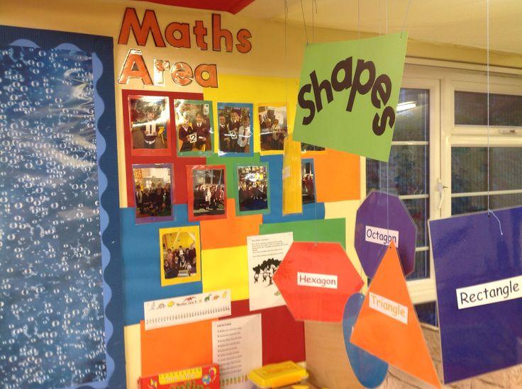 Maths area