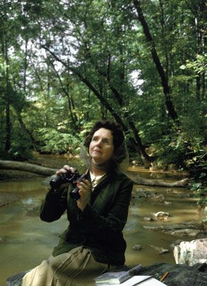 Rachel Carson, birdwatching.: Field, Book Silent, Inspiration, Quote, Rachel Carson, Eye