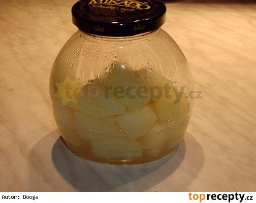 Brambory vařené v mikrovlnce