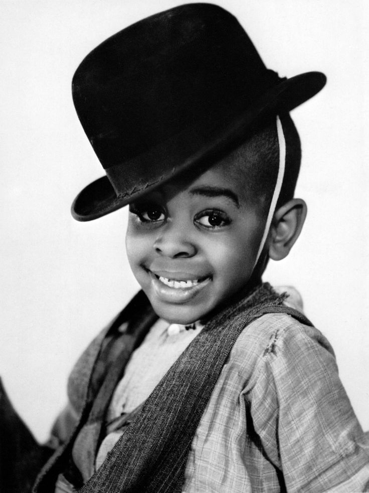 Mathew 'Stymie' Beard was born 1-1-1925 - he was a main actor on Our Gang  from 1930-1935  - He was born 1-1-1925. He passed in 1981 and was buried with his famous Our Gang bowler hat.