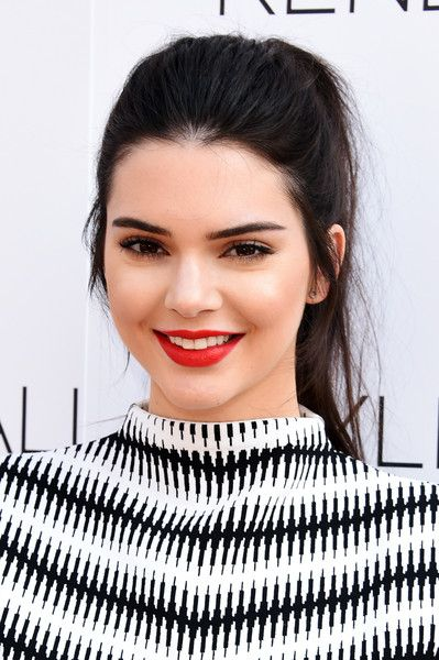 Kendall Jenner Photos - Kendall Jenner and Kylie Jenner Launch Party For Kendall + Kylie Fashion Line at Topshop - Zimbio