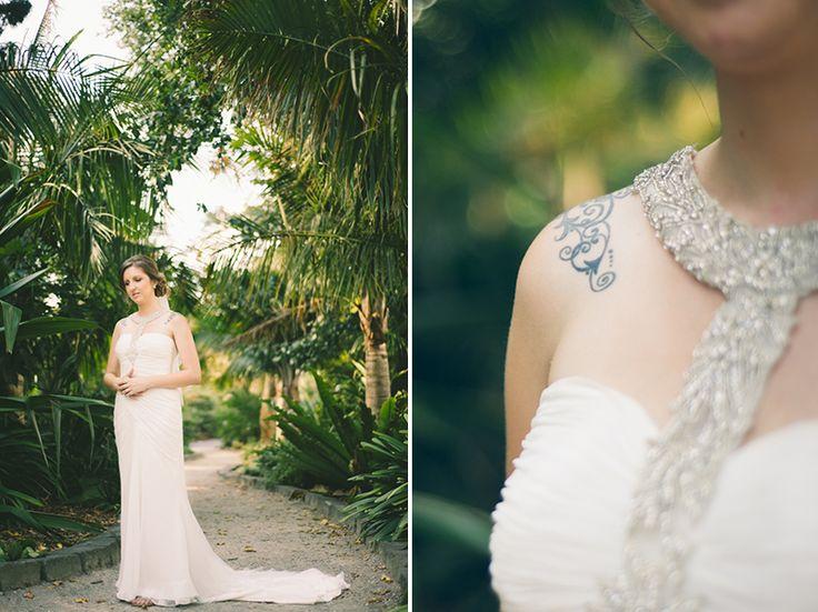 Bride - Pronovias dress See more at www.pierrot.com.au and www.facebook.com/pierrot.photographer #bride #pronovias #melbourne #wedding