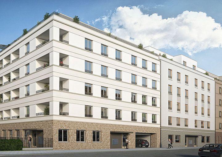 430 M Gewerbeflache Erstbezug Offenbach Atrium Senefelder Offenbach Gewerbeflache Buroflache Immobilien Immobilien Kaufen Haus Verkaufen