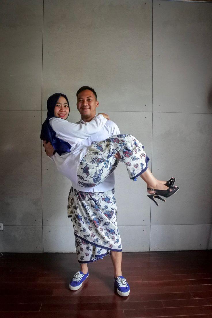 Casual culture batik #batik #prewedding #wedding #menswear #photoshootiphone6 #casual #indonesian #bali #bogor