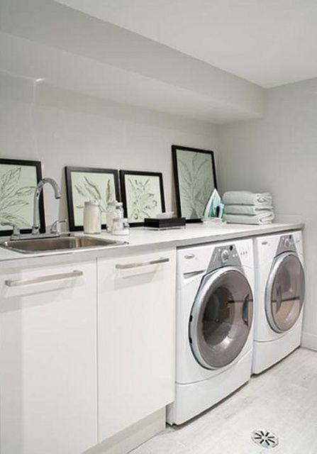 basement laundry room design by love maegan via flickr ideas