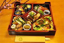 祝い弁当京都 割烹 鱧料理専門店 三源庵京都のハモ料理専門店三源庵