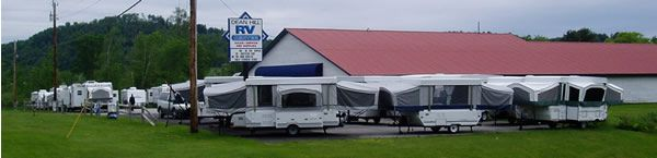 Family Buisness- Sells, 4 wheelers, boats, rvs and campers, and recreational vehicles