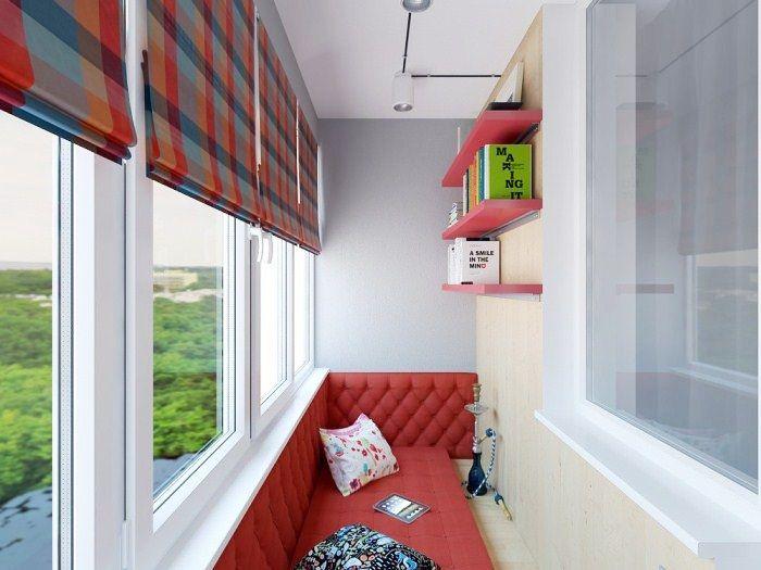 Дизайн узкой лоджии фото балконы, лоджии pinterest balconies.