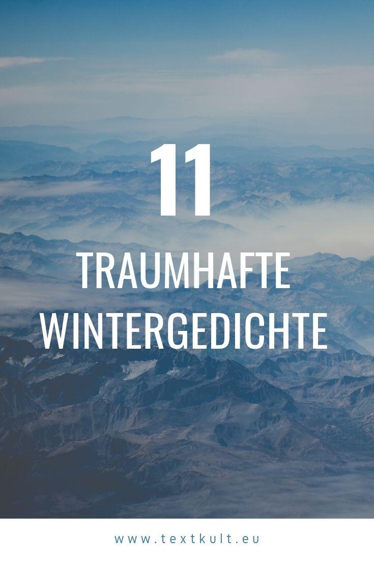 Winter Gedicht Teil Ii Das Sind Die Schonsten Verse Gedichte Nachdenkliche Spruche Mein Leben Zitate