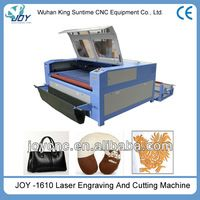 Metal Wood Fabric Laser Cutting Machine Price Competitive With CE