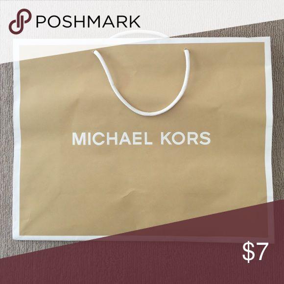 Michael Kors shopping bag Authentic Michael Kors shopping bag Bags