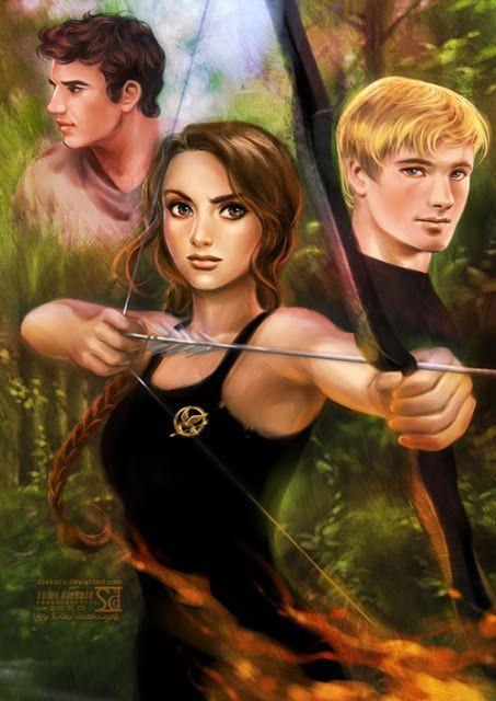 Who do you ship Katniss with Gale or Peeta