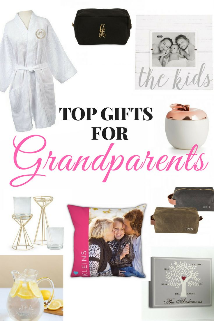 Gifts for Grandparents from kids - Gifts for Grandma - Gifts for Grandpa - gift ideas for grandma for Christmas - gifts for her - gifts for him - gift ideas for grandparents