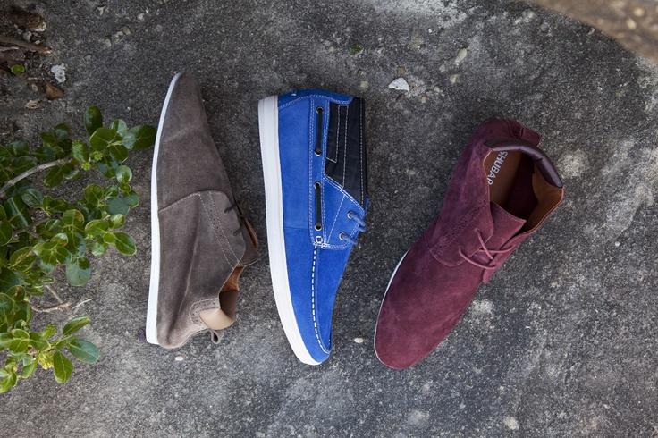Mens Boat Shoes & Plimsolls SS2012
