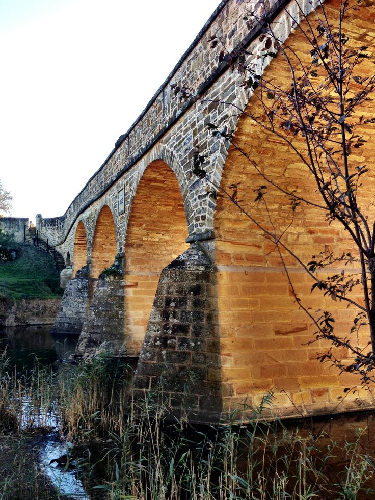 Richmond, Tasmania  Australia's oldest bridge