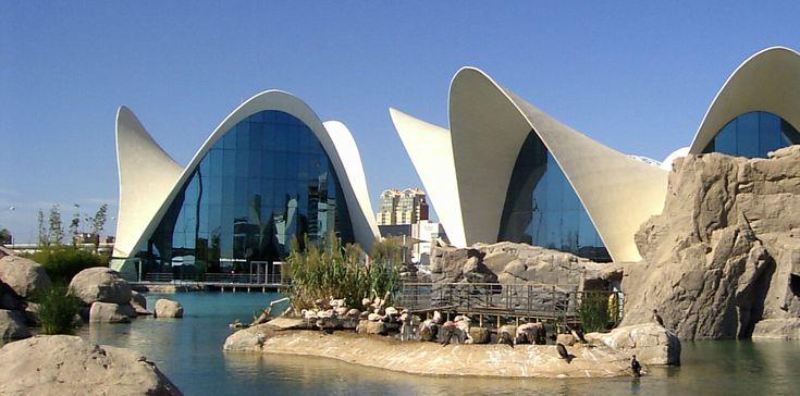 Valencia-L'Oceanogràfic2 - Valencia - Wikipedia