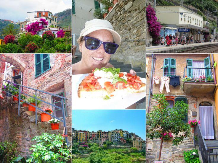 Corniglia  Cinque Terre Highlights –   http://www.thegirlswhowander.com/2017/05/19/cinque-terre-highlights/