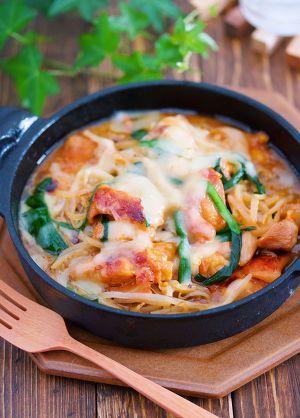 重ねて放置で完成♪『もやし de チーズタッカルビ』 by Yuu | レシピサイト「Nadia | ナディア」プロの料理を無料で検索