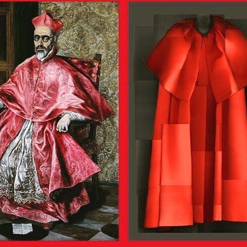 Adivina adivinanza qué pueden tener en común un cuadro del Greco y un abrigo de Balenciaga? Mucho muchiiiisimo palabra del Met y mía que estoy entusiasmada con la idea! Bravo!!! Guess what a Greco's portrait and Balenciaga's coat have in common? A lot according to Met museum and myself  I can only say bravo!!!!     #tailormadelifestyle #tailormadetravel #luxurylifestylemagazine #luxuryblogger #luxuryblog #fashion #fashionblog #luxury #event2018 #metfifthavenue #metny #happynewyear…